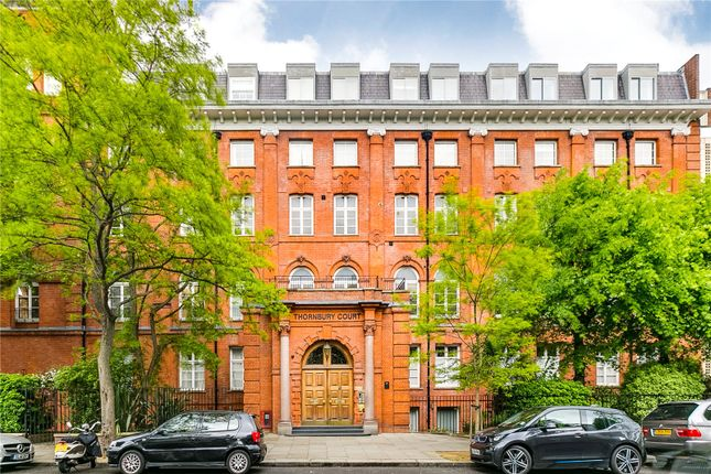 Thumbnail Flat for sale in Chepstow Villas, London