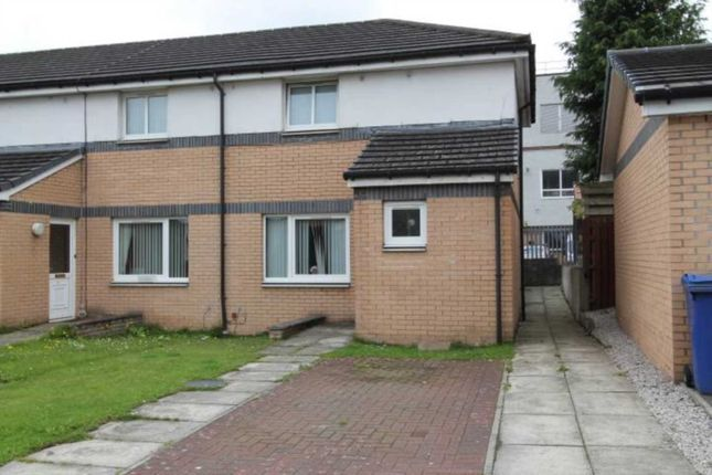 Thumbnail End terrace house for sale in Russell Street, Johnstone