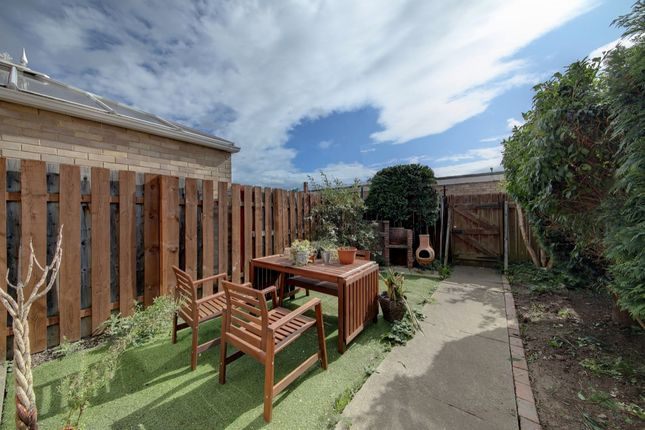 Garden of Hotspur Road, Wallsend, Tyne And Wear NE28