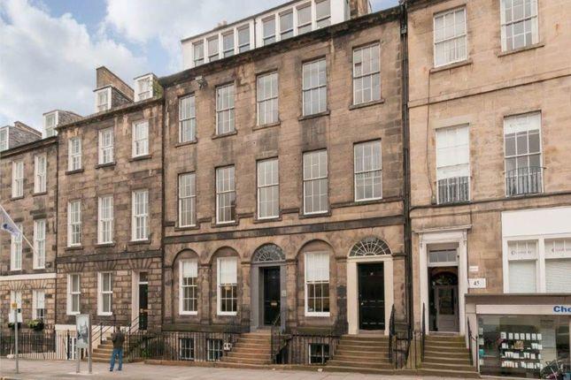 Thumbnail Flat to rent in York Place, City Centre, Edinburgh