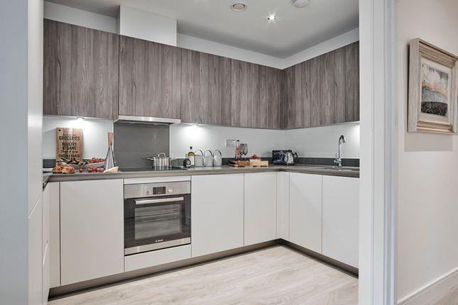 Kitchen of Longfield Avenue, London W5