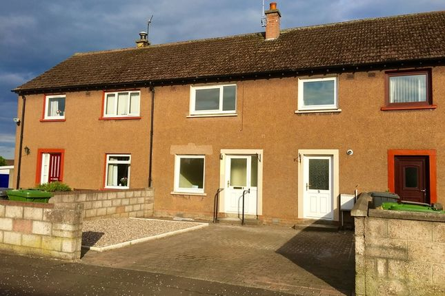 Thumbnail Terraced house to rent in Drostan Terrace, Arbroath