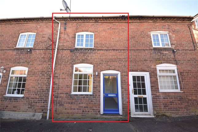 Thumbnail Terraced house for sale in Francis Place, Llanfair Road, Newtown, Powys