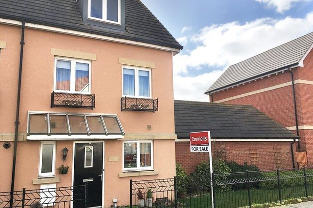 Thumbnail Property to rent in Roger Way, Old Sarum, Salisbury
