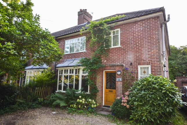 Thumbnail Semi-detached house for sale in St. Faiths Road, Old Catton, Norwich
