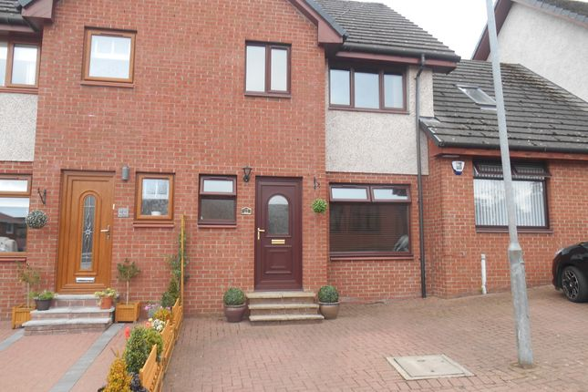 Thumbnail Terraced house for sale in Herbison Court, Larkhall