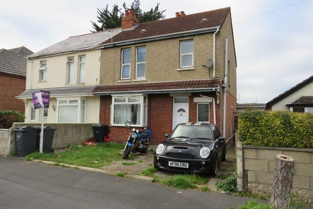 3 bed semi-detached house for sale in The Crossways, Gosport