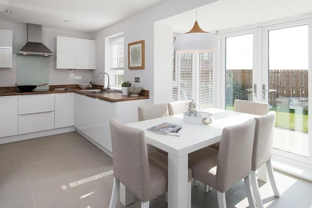"""3 bed detached house for sale in """"Andover"""" at Glebe Road, Loughor, Swansea SA4"""