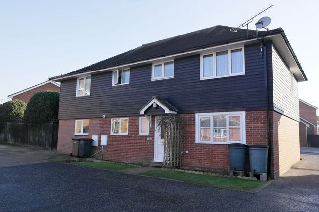 Thumbnail Detached house for sale in Brent Avenue, South Woodham Ferrers, Chelmsford