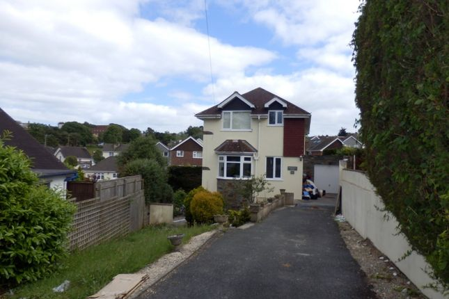 Thumbnail Link-detached house to rent in Cadewell Park Road, Torquay