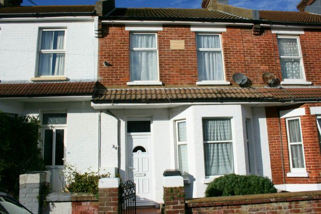 Birling Street, Old Town, Eastbourne BN21