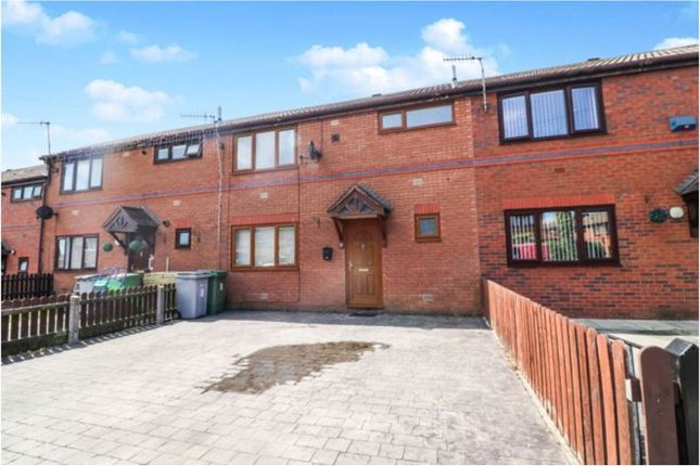 Thumbnail 3 bed terraced house to rent in Norfolk Close, Prenton