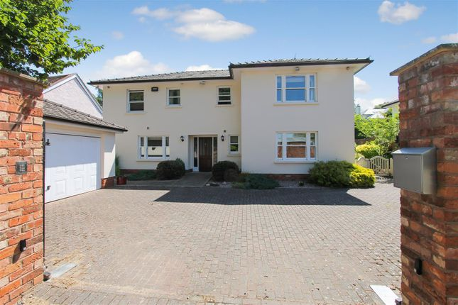 Thumbnail Detached house for sale in West Drive, Pittville, Cheltenham