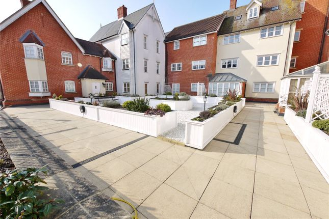 Thumbnail Flat for sale in The Square, Hart Street, Brentwood, Essex