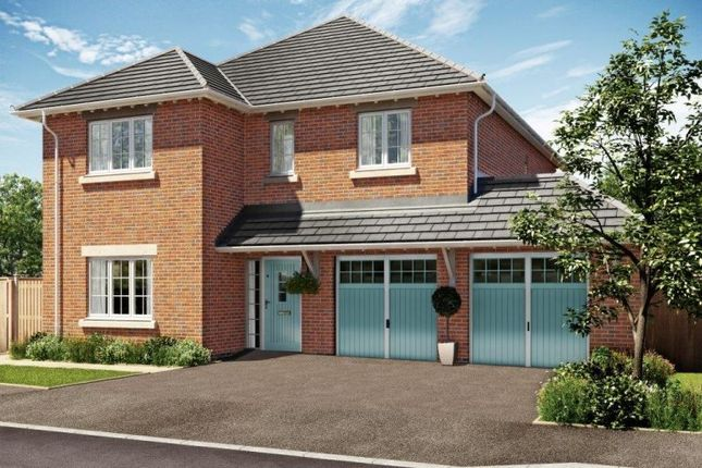 Thumbnail Detached house for sale in Waingroves Road, Waingroves, Derbyshire