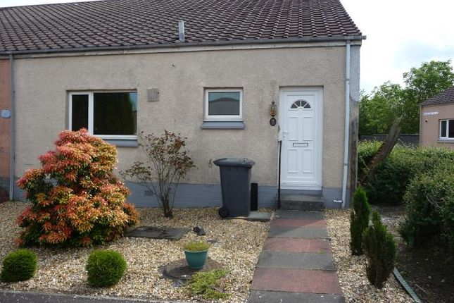 Thumbnail End terrace house to rent in Barclay Way, Livingston