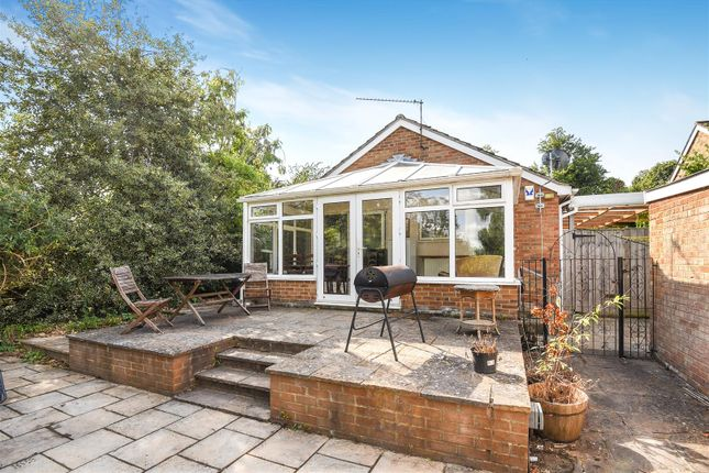 Thumbnail Detached bungalow for sale in Toynbee Close, Botley, Oxford