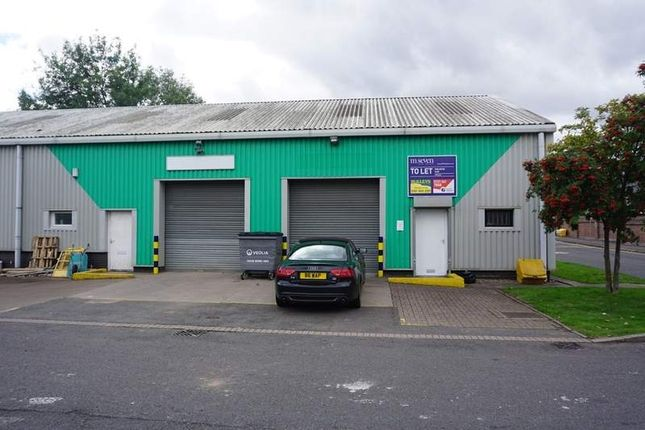 Thumbnail Light industrial to let in Hale Trading Estate, Lower Church Lane, Tipton