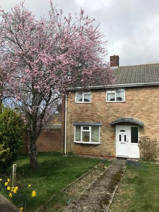 Thumbnail End terrace house to rent in Woburn Gardens, Basingstoke