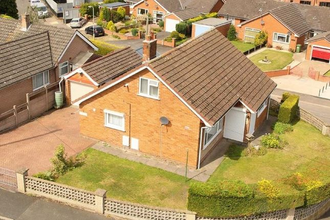 Thumbnail Detached bungalow for sale in Hillewood Avenue, Whitchurch