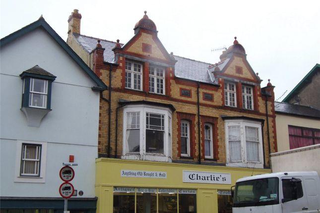 Thumbnail Flat to rent in Penrallt Street, Machynlleth, Powys