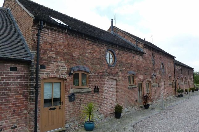 Thumbnail Barn conversion to rent in Jack Lane, Weston, Crewe