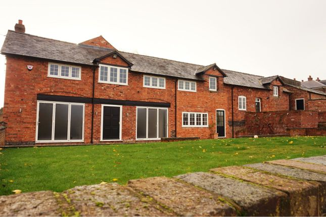 Thumbnail Detached house to rent in Hampton Green, Malpas