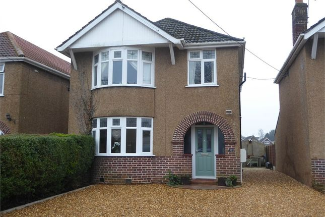 Thumbnail Detached house for sale in Church Road, Caldicot