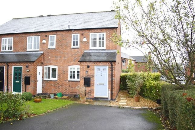 Thumbnail Property to rent in Shotwood Close, Rolleston On Dove, Burton Upon Trent, Staffordshire