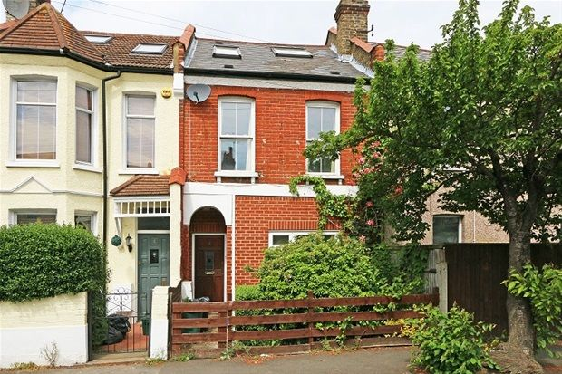 Thumbnail Terraced house for sale in Devonshire Road, Colliers Wood, London