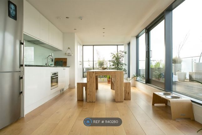 Thumbnail Flat to rent in Kersfield House, London