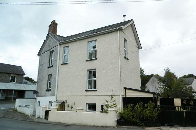Terraced house for sale in Henllan, Llandysul