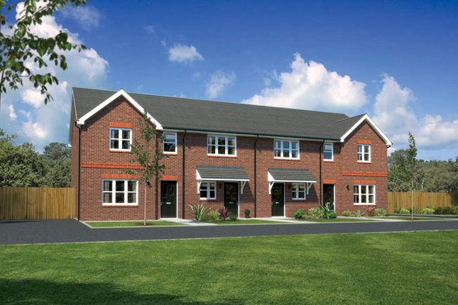 """Thumbnail 3 bed mews house for sale in """"Aston"""" at Arrowe Park Road, Upton, Wirral"""
