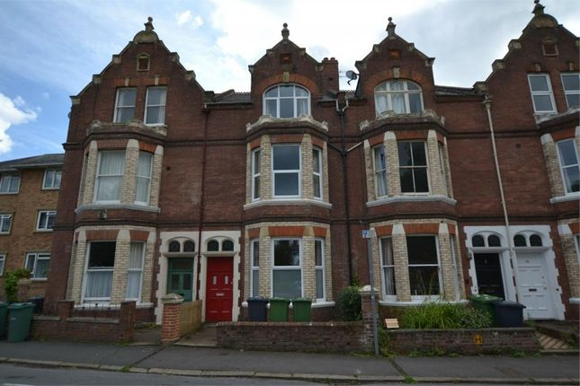 Thumbnail End terrace house to rent in Bystock Close, Queens Terrace, Exeter