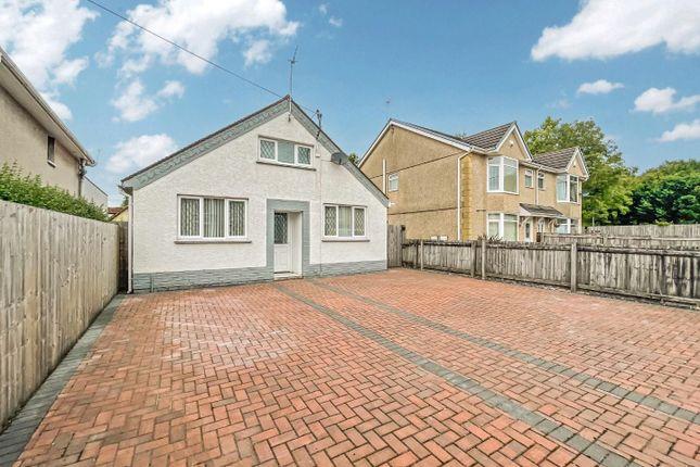 Thumbnail Detached bungalow for sale in Pontardulais Road, Gorseinon, Swansea