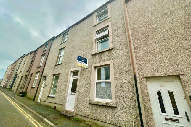 Thumbnail Terraced house for sale in Garnon Street, Caernarfon