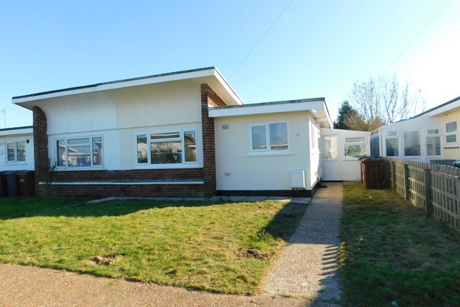 Thumbnail Semi-detached bungalow for sale in The Square, Pevensey Bay