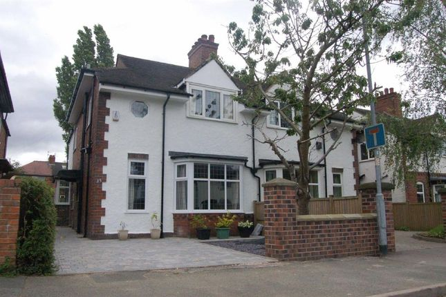 Thumbnail Semi-detached house to rent in Lower Oxford Road, Basford, Newcastle