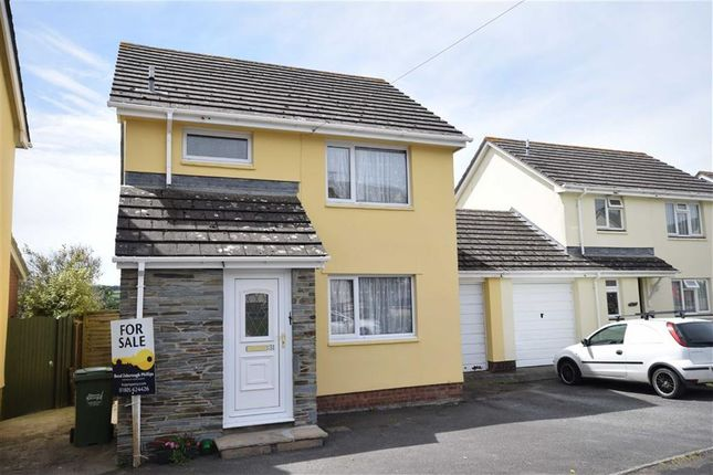 Thumbnail Link-detached house for sale in Hunters Wood, Torrington