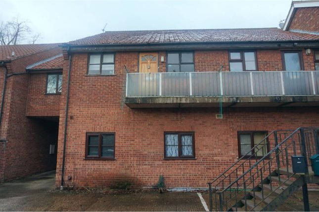 Thumbnail Flat for sale in Chapel Street, Shipdam, Thetford