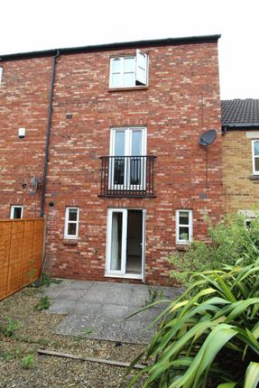 Back Of House of Star Avenue, Stoke Gifford, Bristol BS34