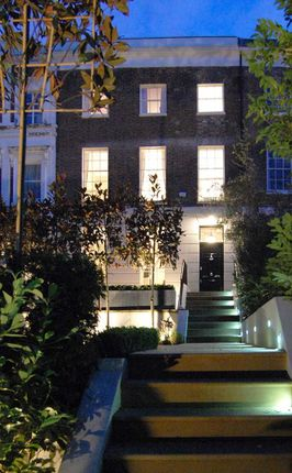 Thumbnail Detached house to rent in Holland Park Avenue, London