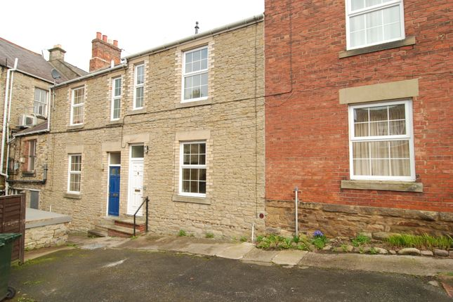 Thumbnail Terraced house to rent in Jubilee Buildings, Hexham