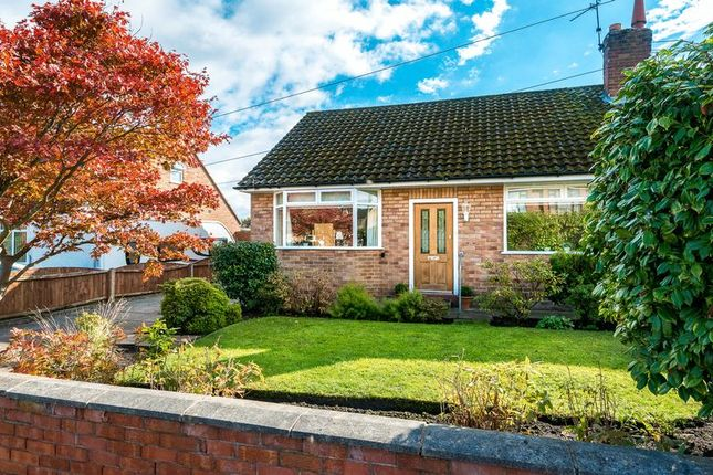 Thumbnail Semi-detached bungalow for sale in Ryburn Road, Aughton, Ormskirk