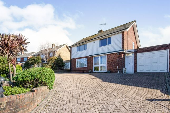 Detached house for sale in Cobbold Avenue, Eastbourne
