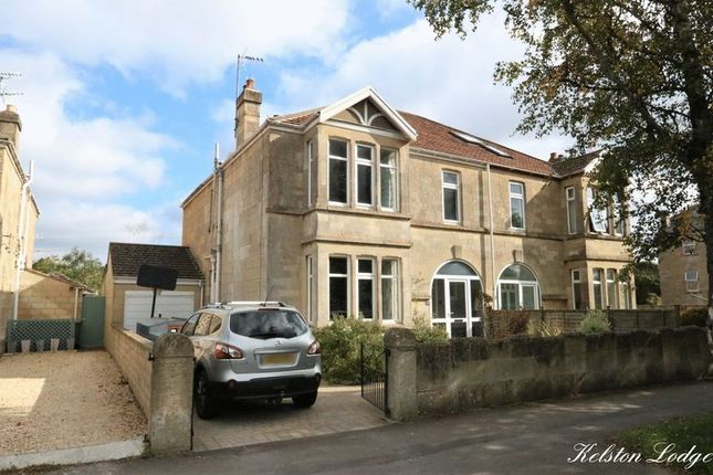 Thumbnail Semi-detached house to rent in Fox Hill, Combe Down, Bath