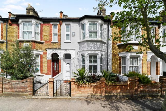 Thumbnail Terraced house for sale in Belgrave Road, Walthamstow, London
