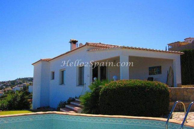 Villa for sale in Pego, Alicante, Spain