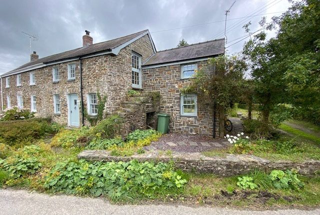 Thumbnail Cottage for sale in Oakford, Llanarth