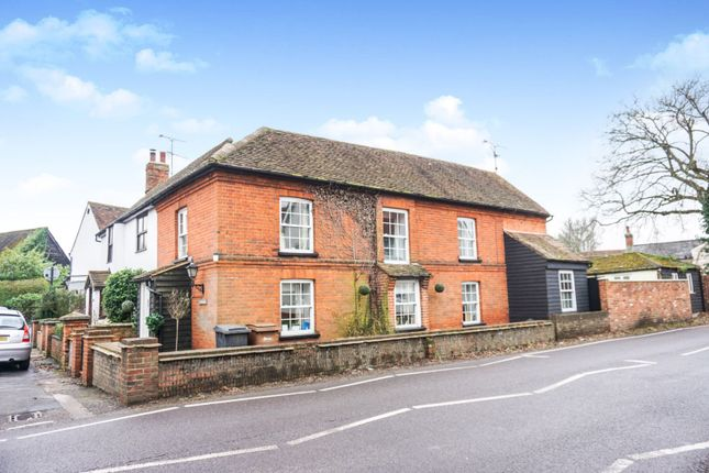 Thumbnail Semi-detached house for sale in High Street, Stock
